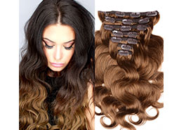 Types of Remy Human Hair Extensions