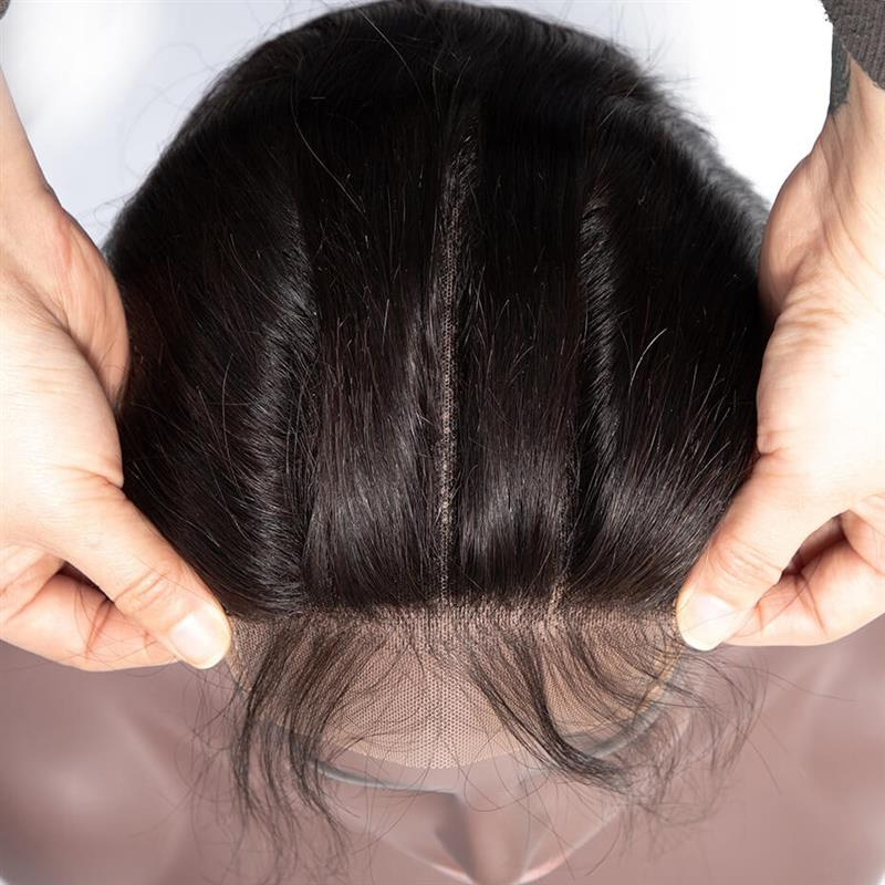 5x5 Lace Closure Straight Hair
