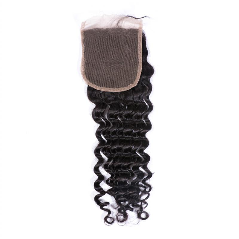 Brazilian Hair Deep Wave Closure