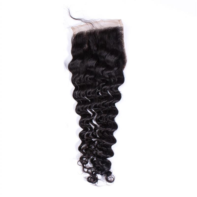 Brazilian Hair Deep Wave Closure