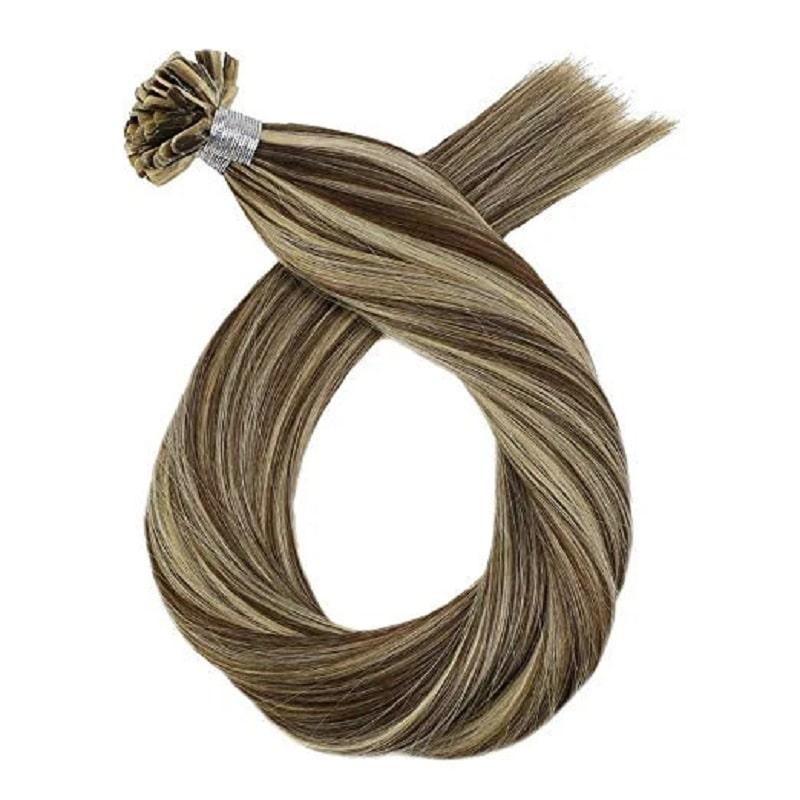 Flat Tip Hair Extensions - Blends