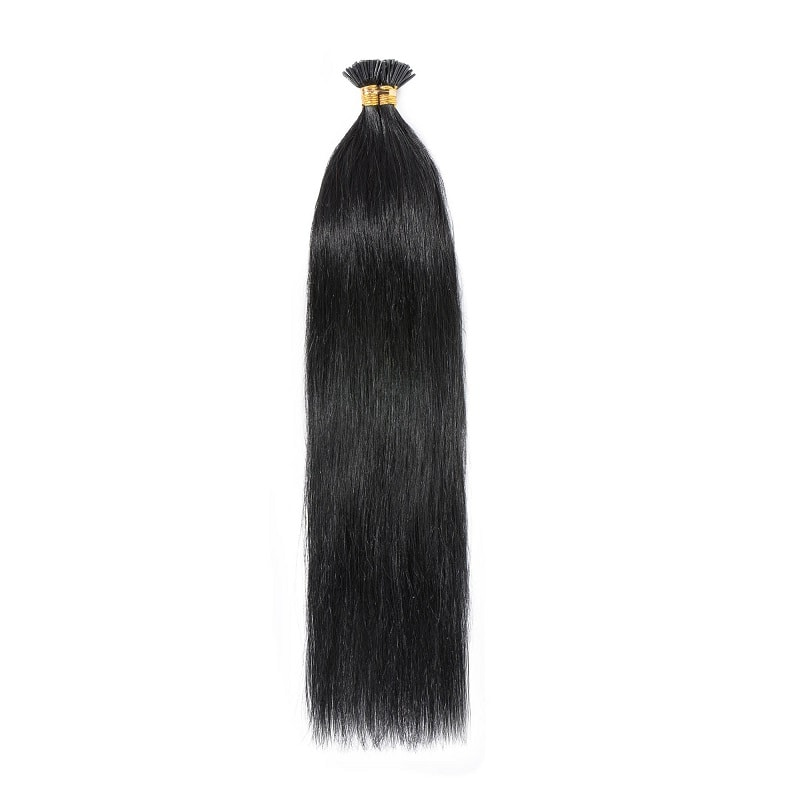 I-Tip Hair Extensions - Blacks