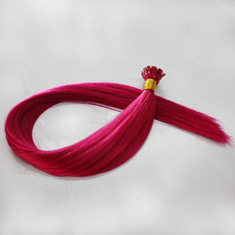 I-Tip Hair Extensions - Reds