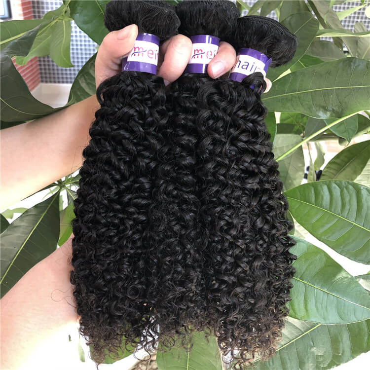 Raw Virgin Chinese Kinky Curly