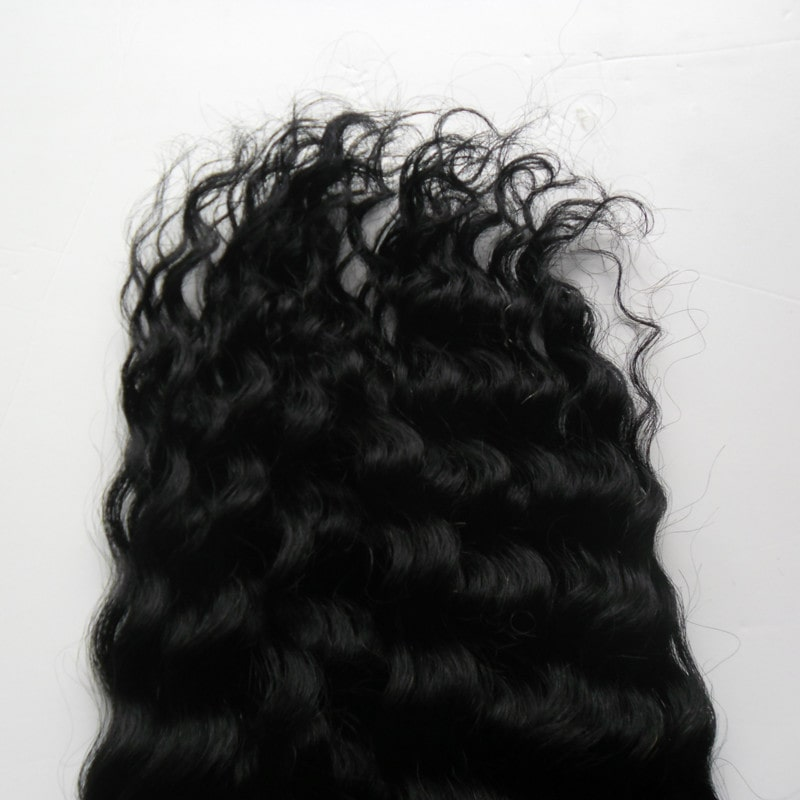 Micro Ring Hair Extensions - Deep Wave