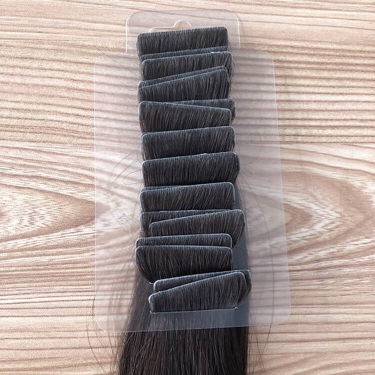 Skin Weft Tape Hair Extensions Wholesale