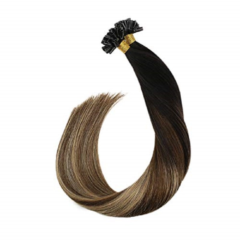 U-Tip Hair Extensions - Ombres
