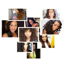 A New Magician----Brazilian curly hair