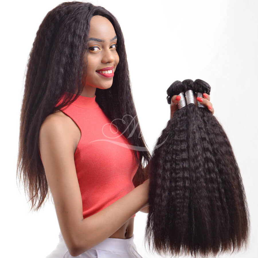 7A Brazilian yaki hair extensions