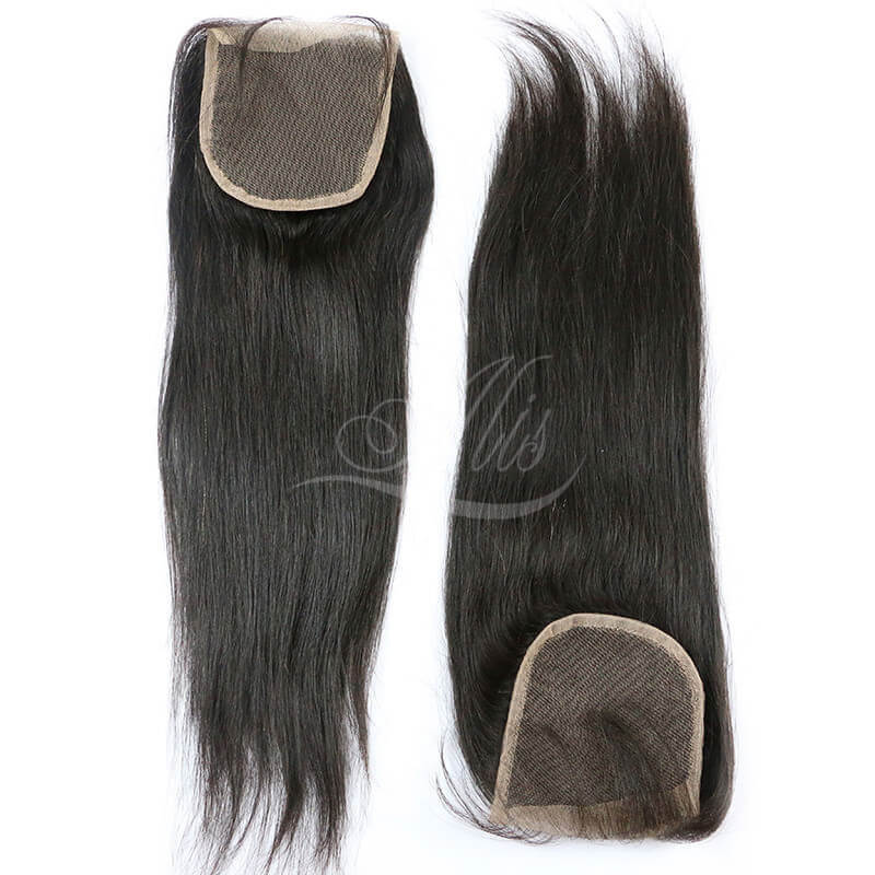 Brazilian Hair Lace Closure Free Part