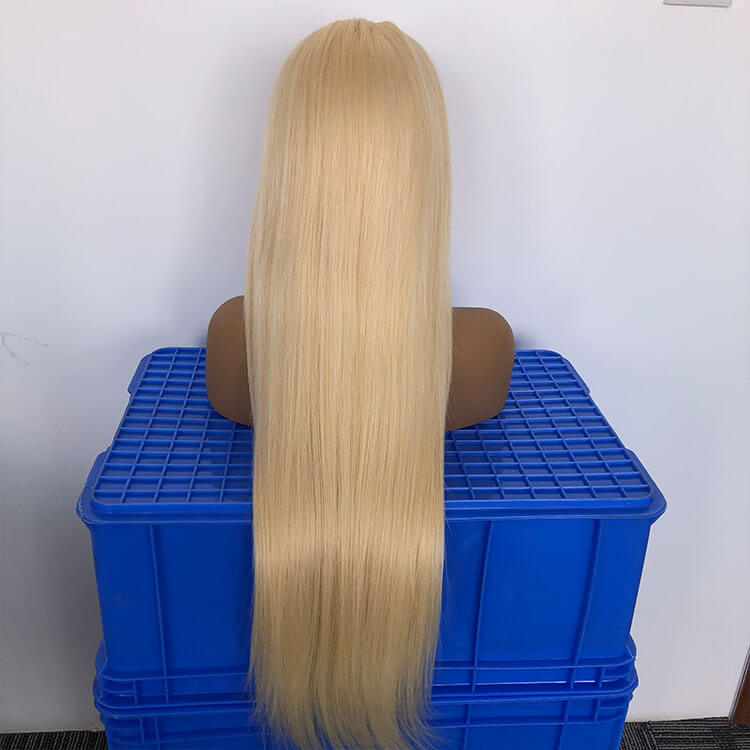 Blonde 613 Full Lace Wig