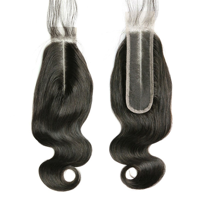 2x6 Body Wave Closure 8-20Inch