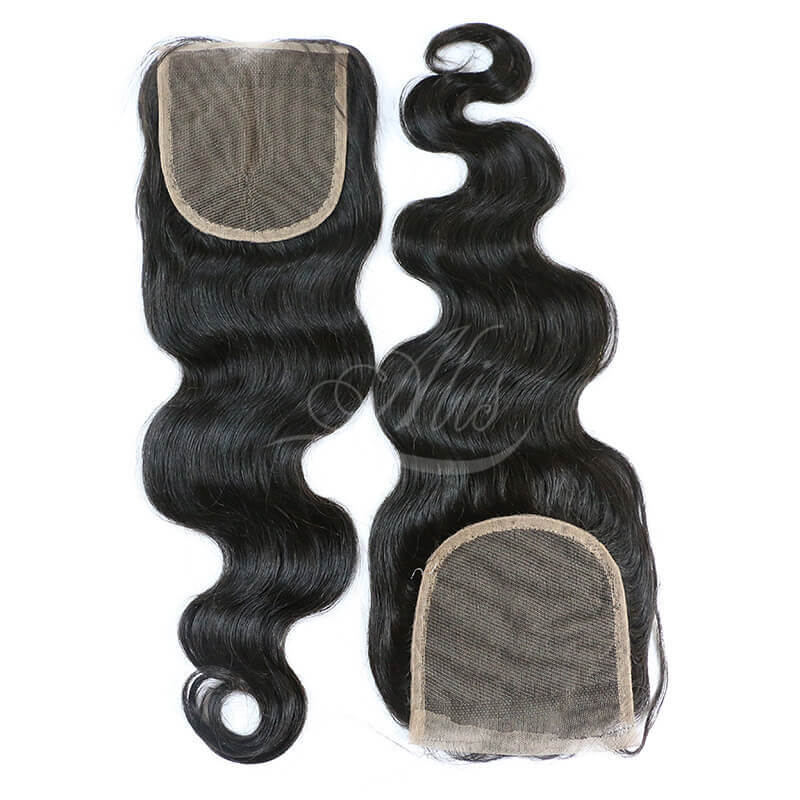 Brazilian Body Wave Frontal Closure Free Part
