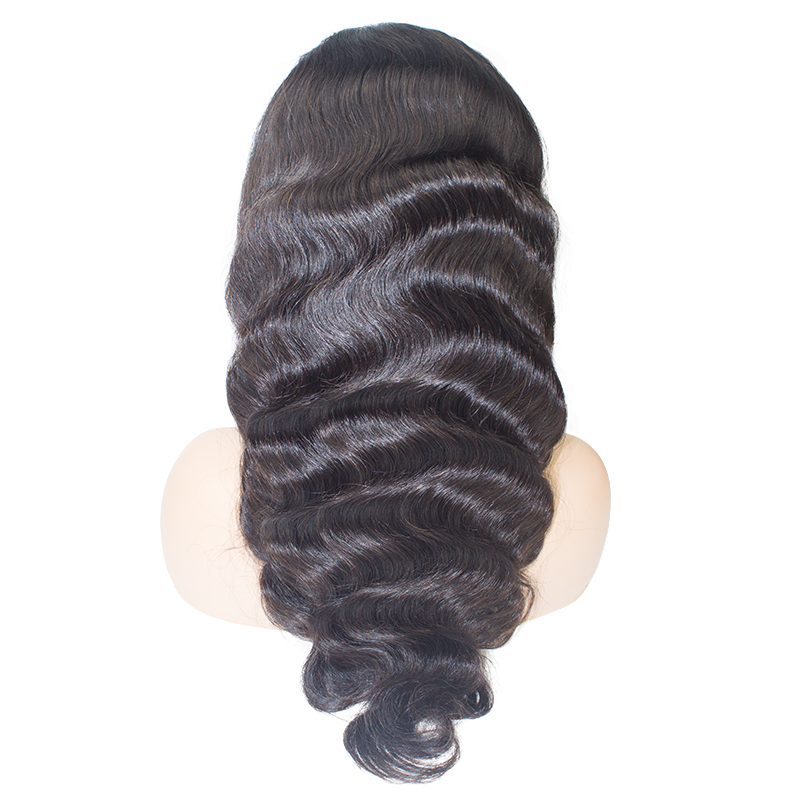 Brazilian Body Wave Lace Front Wigs