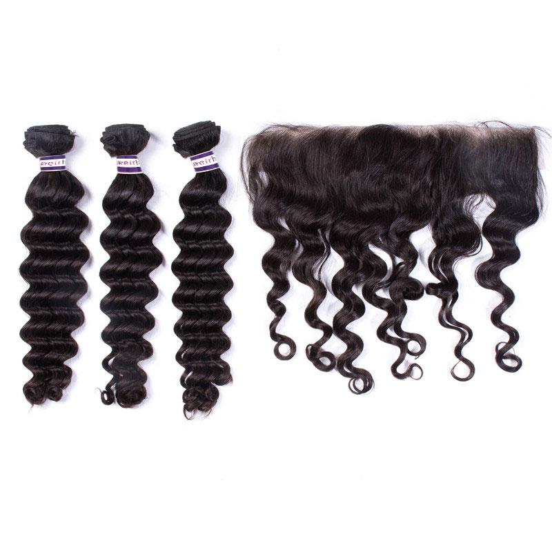 Indian Deep Wave Hair Wholesale