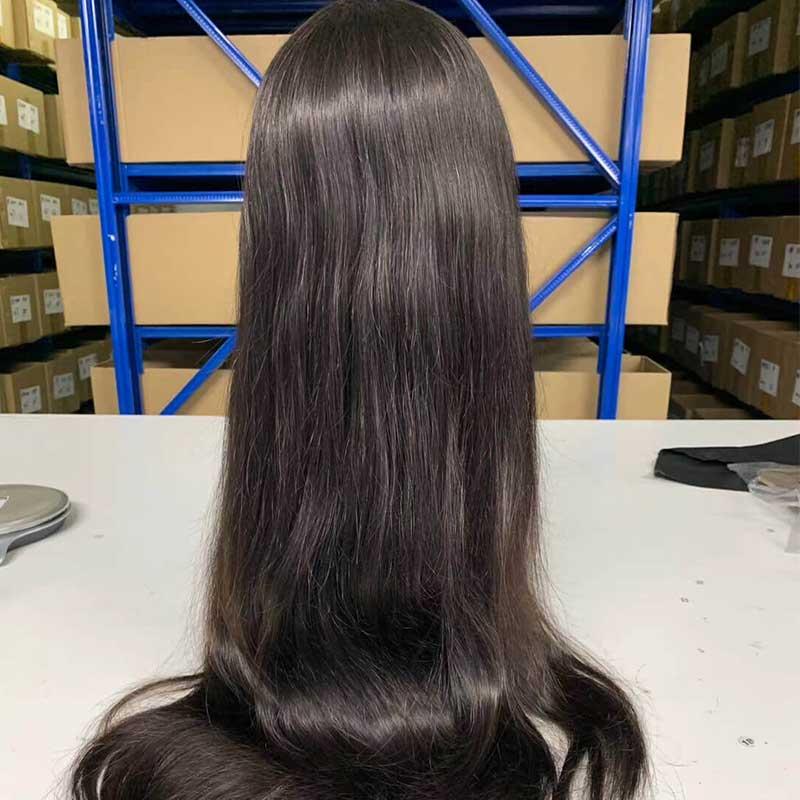Brazilian Straight Full Lace Wig