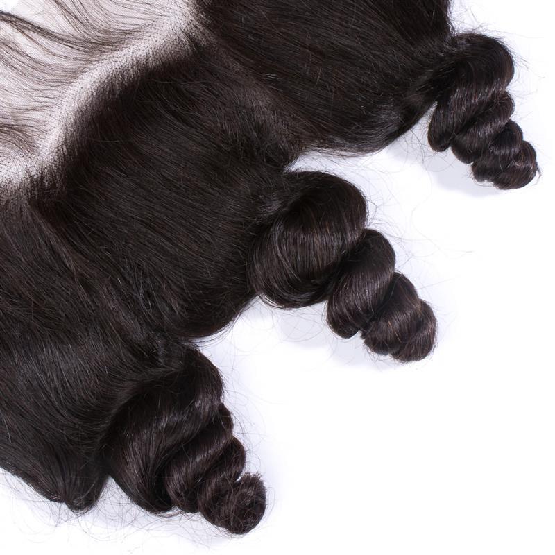 Indian Loose Wave Hair Wholelsale