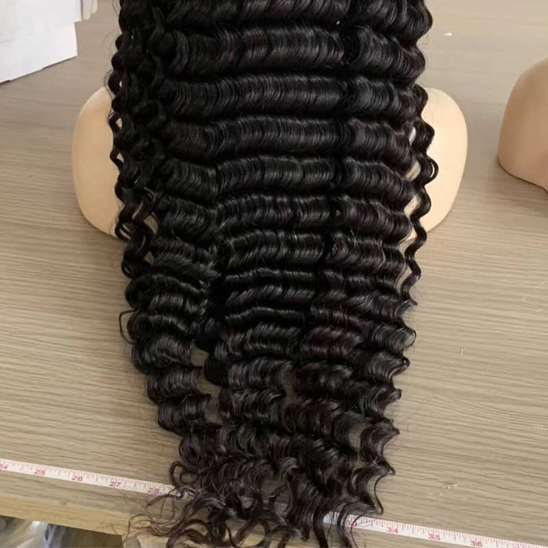 Brazilian Curly Full Lace Wig