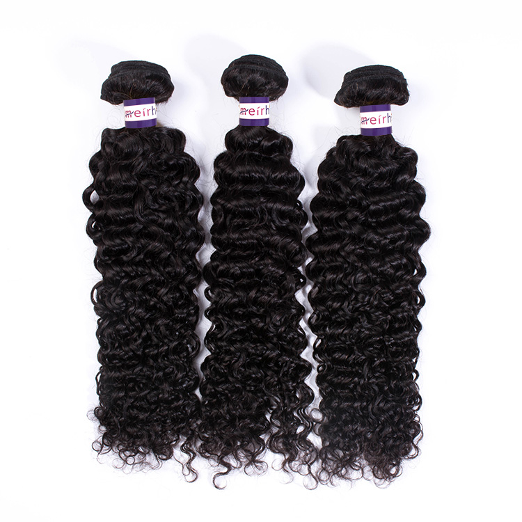 Raw Cambodian Curly Hair Weave Wholesale