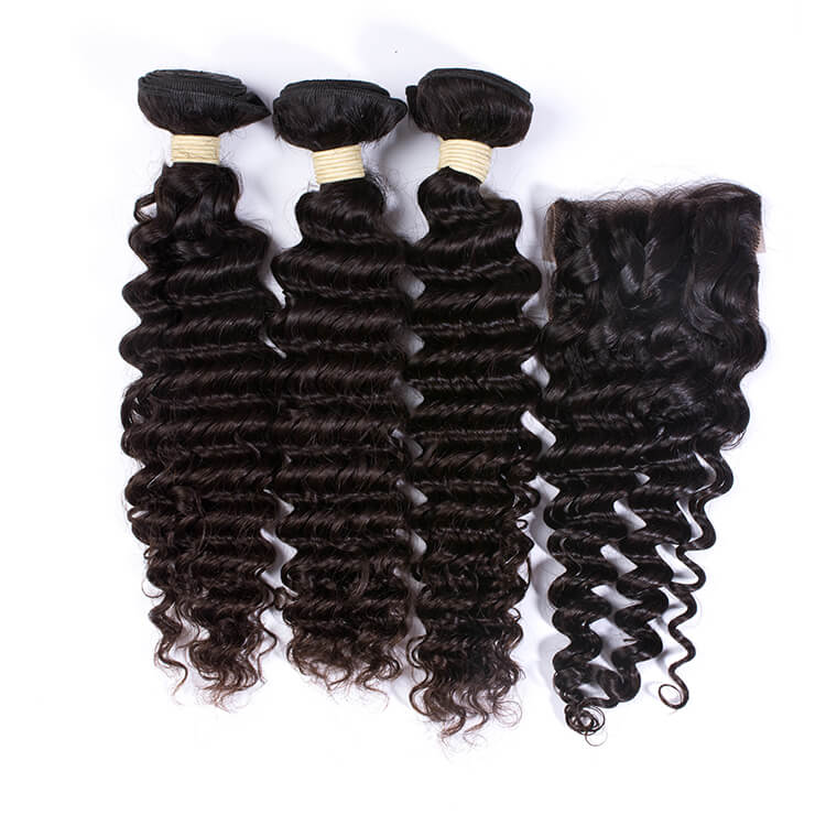 Malaysian Deep Curly Hair Wholesale