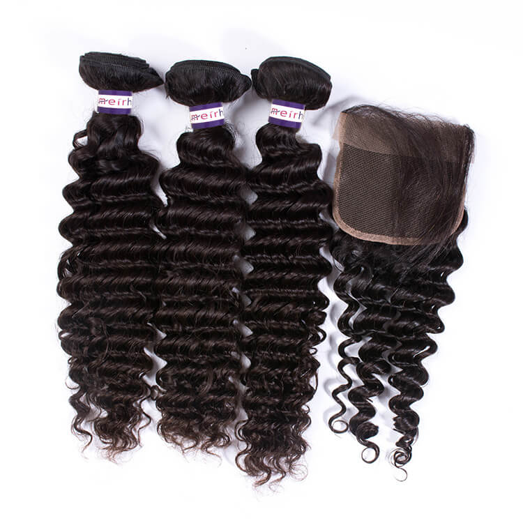 Chinese Hair Factory Deep Curly