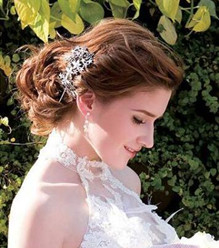 FASHION WEDDING HAIRSTYLES IN 2017