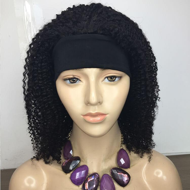 Headband Wigs Short