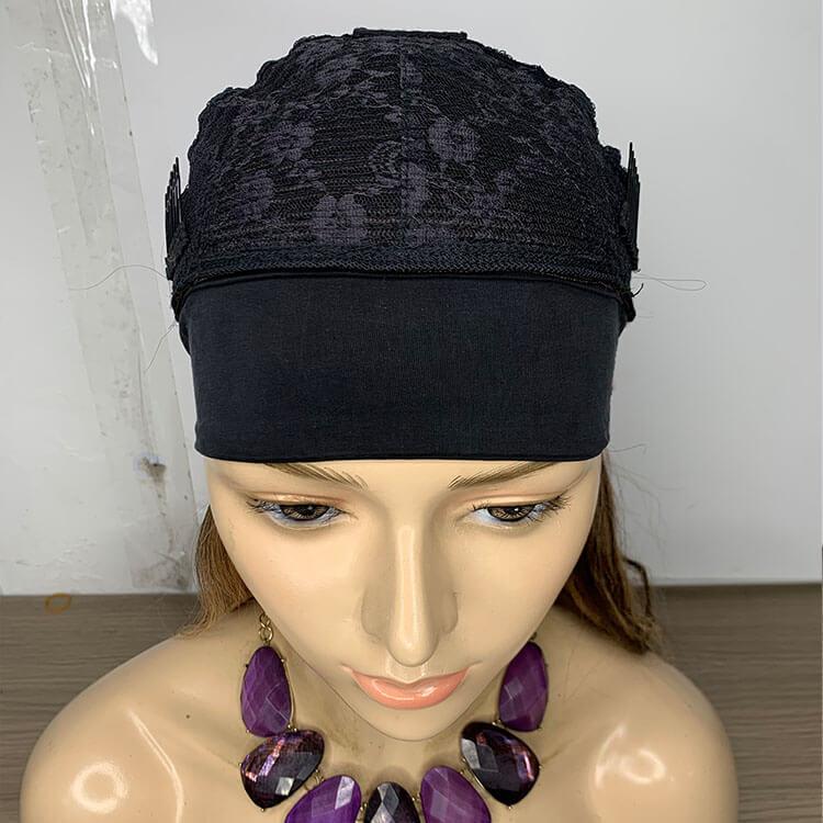 Fall Wig With Headband