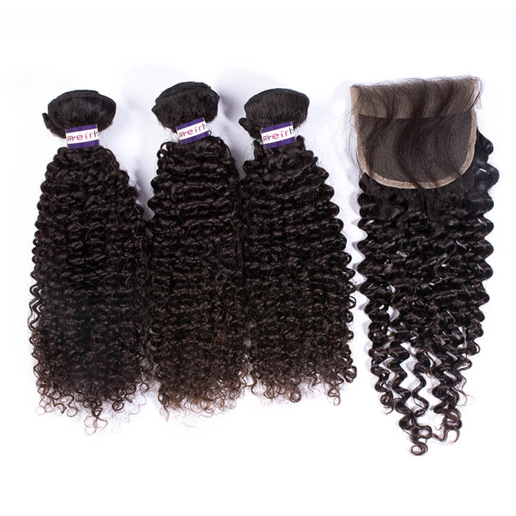 Chinese Hair Factory Kinky Curly