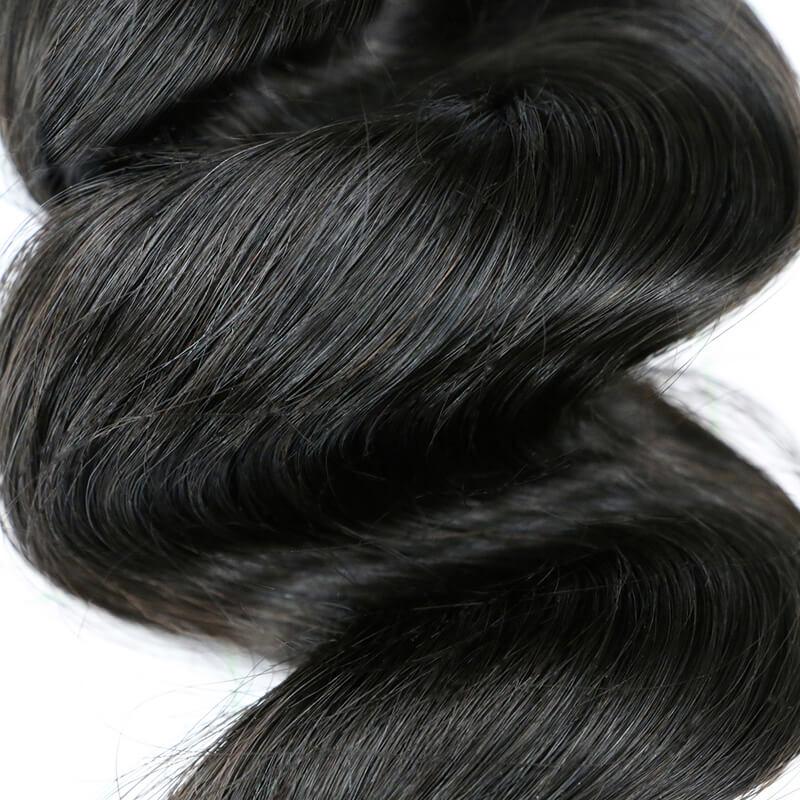 10A Loose Wave Bundles Brazilian Hair