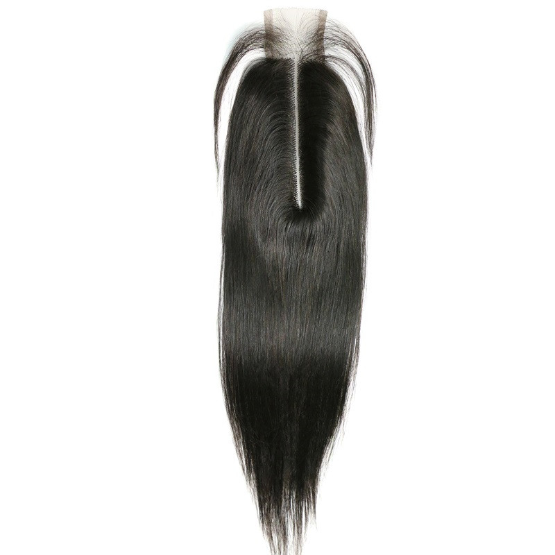 2x6 Closure Straight Hair 8-20Inch