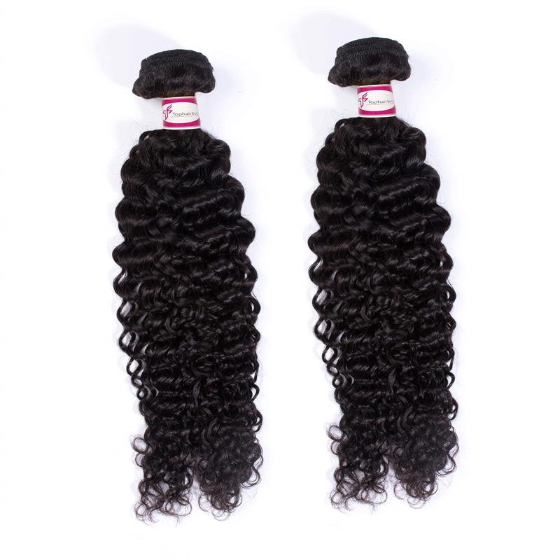 8A Brazilian Curly Hair Weave styles