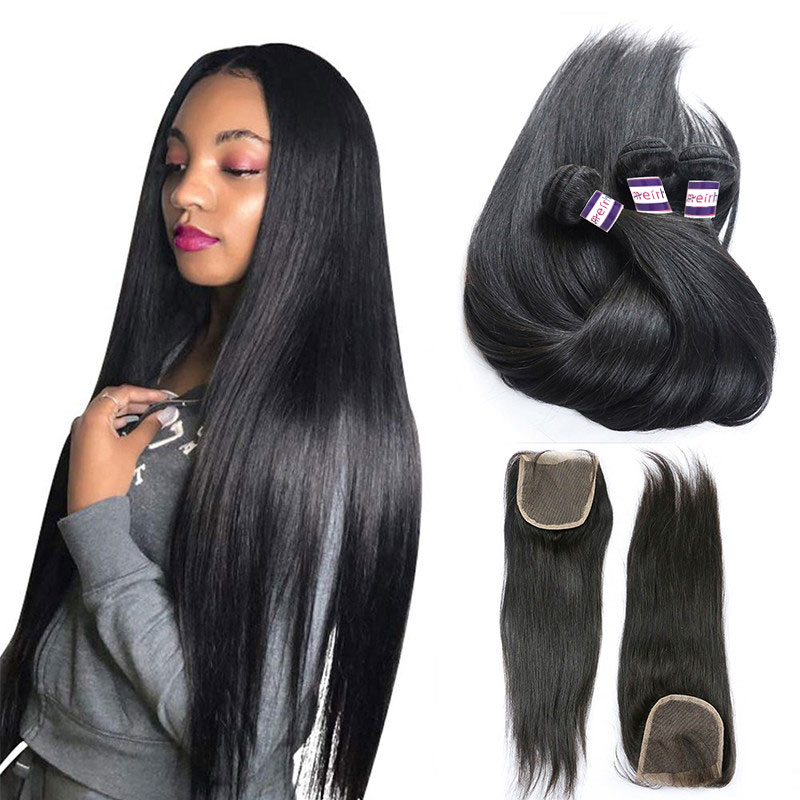 10-30 Inch Indian Straight Virgin Hair