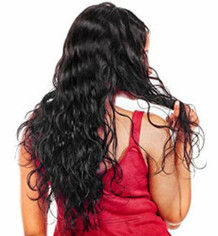 How To Wash Virgin Human Hair