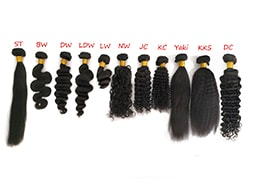 A Collection of Wholesale Brazilian Hair