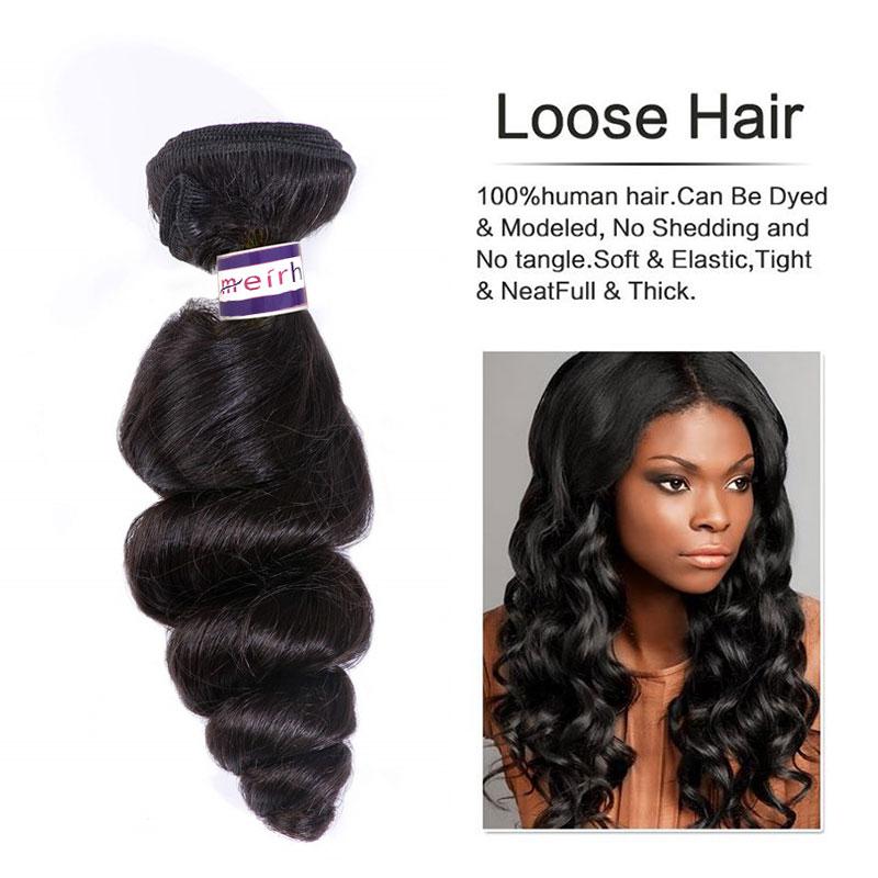 Peruvian Loose Wave Hair Wholesale