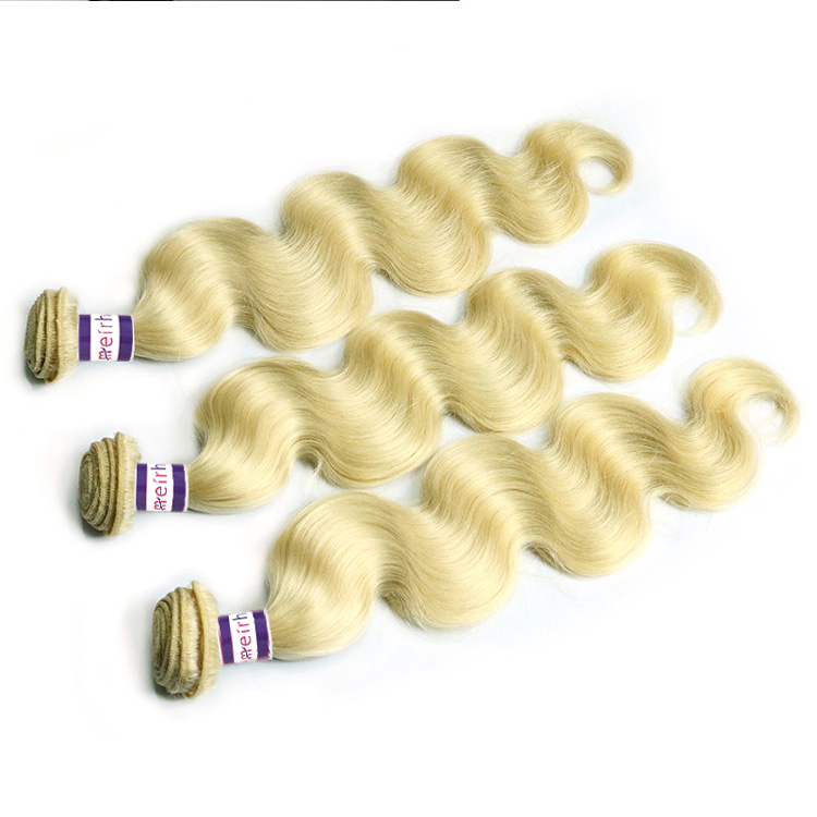 613 Blonde Hair Body Wave