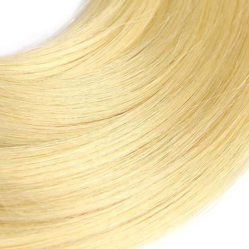 U-Tip Hair Extensions - Blondes