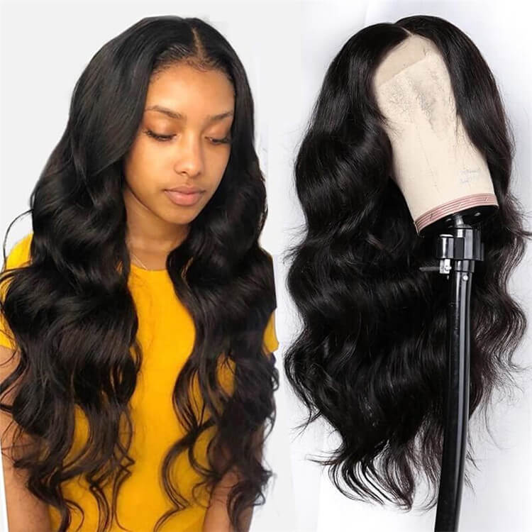 Brazilian Body Wave Full Lace Wig
