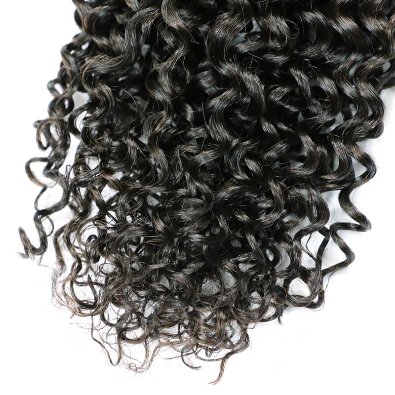 brazilian curly human hair weave