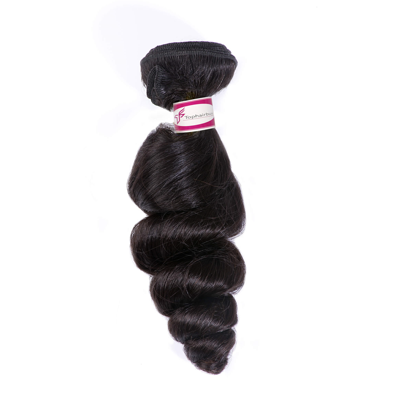 7A loose wave brazilian hair styles