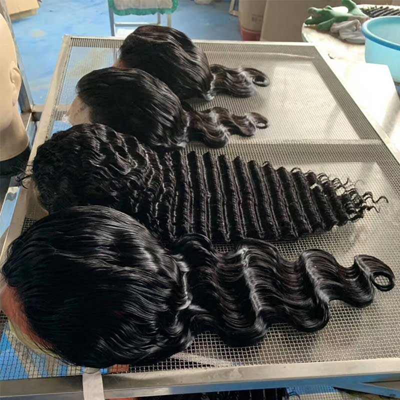Meir Hair Custom Full Lace Wigs