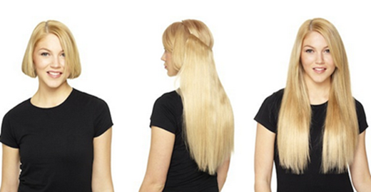hair extension for woman
