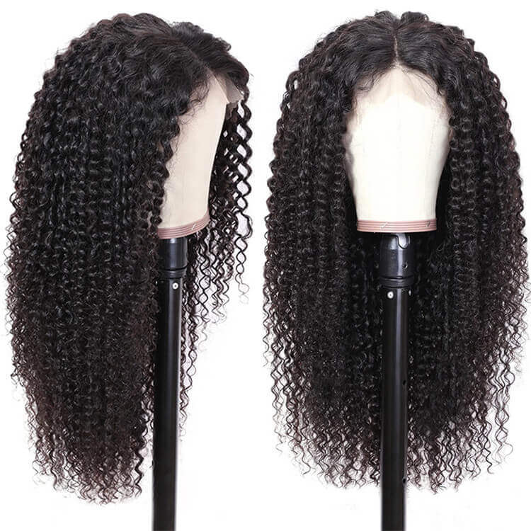 HD Lace Kinky Curly Wig