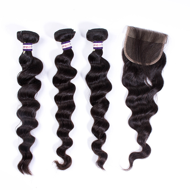 Chinese Hair Factory Loose Deep Wave