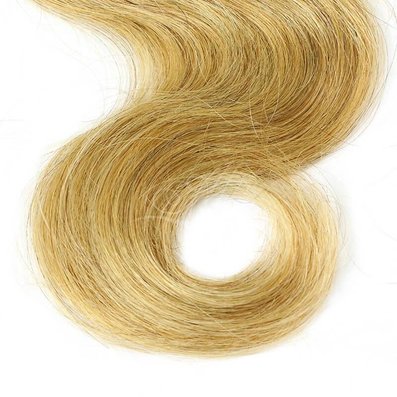 Ombre Brazilian Body Wave Hair 3 Tone Colors 1b427